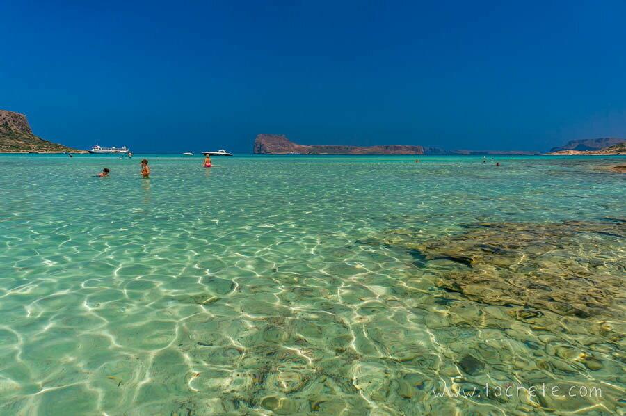 Бухта Балос | Balos Bay