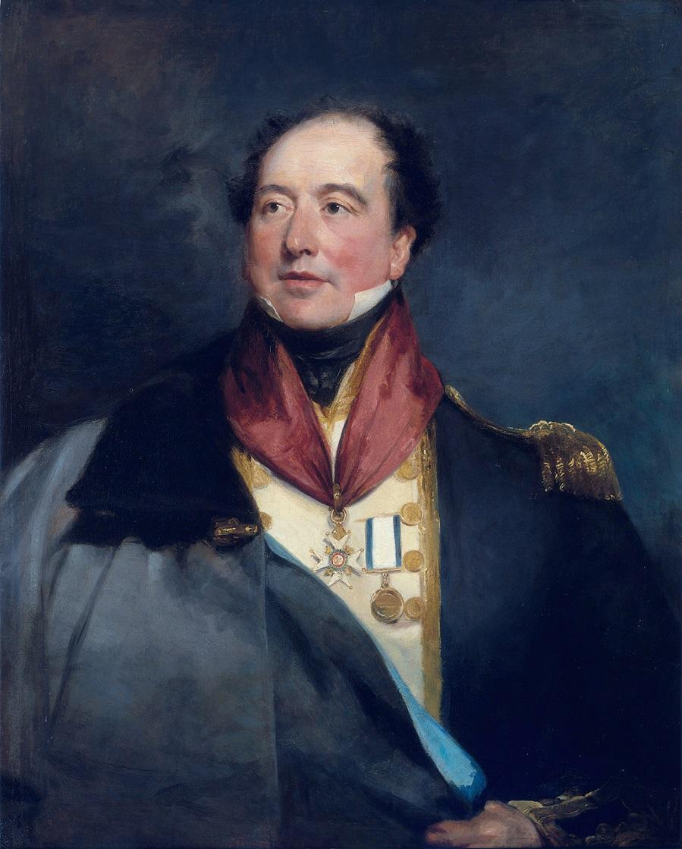 Captain Christopher Cole (1770-1836)