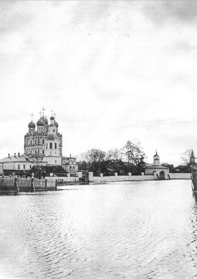 Наводнение в Сольвычегодске 1914