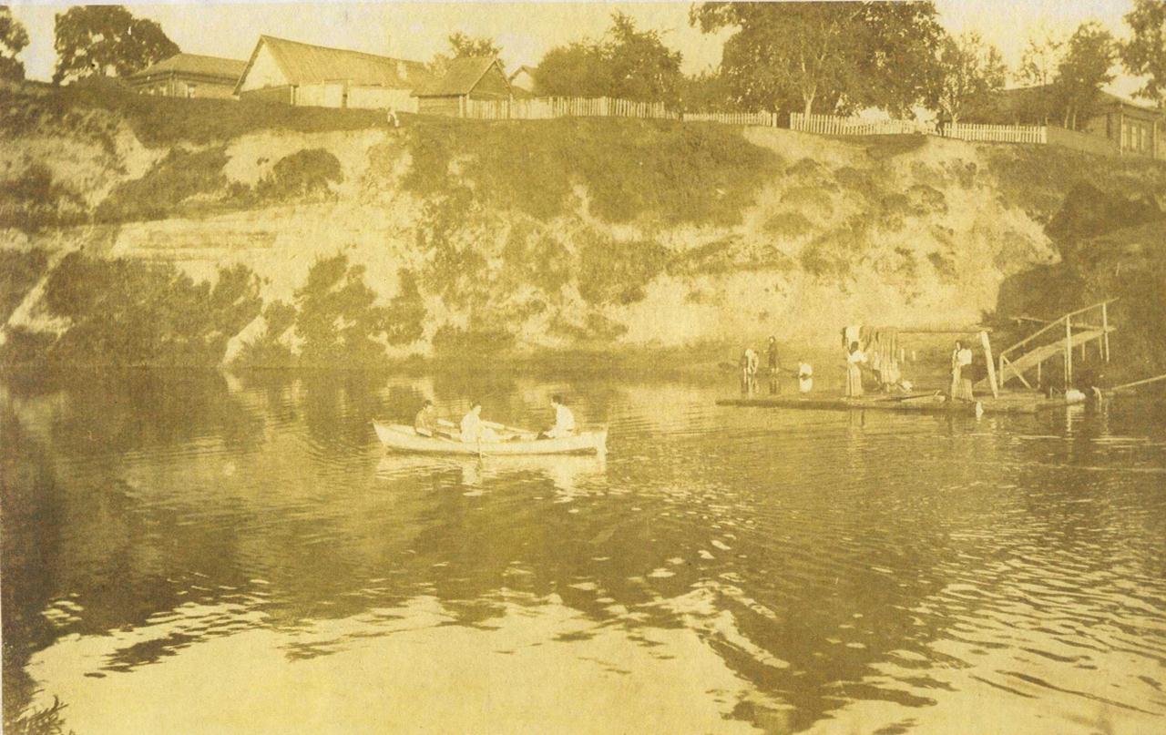 Река Киржач на Селивановке