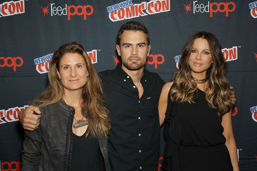 Anna Foerster (Director), Theo James, Kate Beckinsale