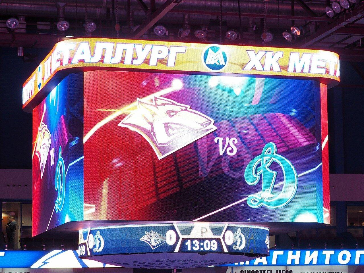 61Металлург - Динамо Москва 21.11.2016