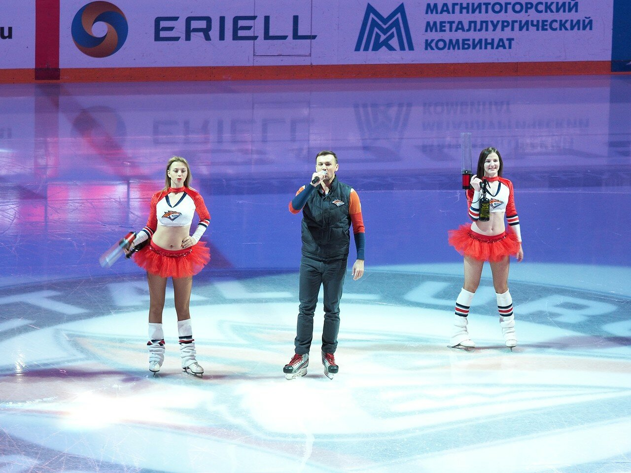62Металлург - Динамо Москва 21.11.2016