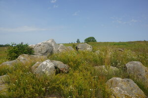Красная Гора. Заповедные камни