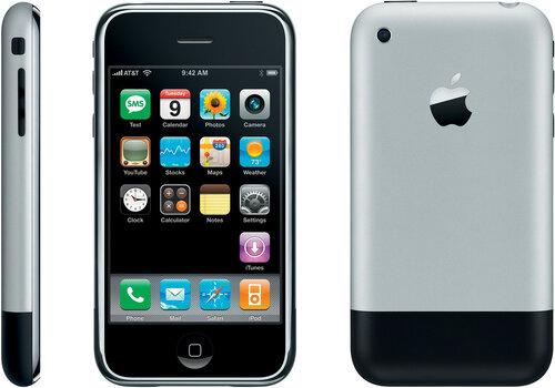 iPhone 2007 айфон
