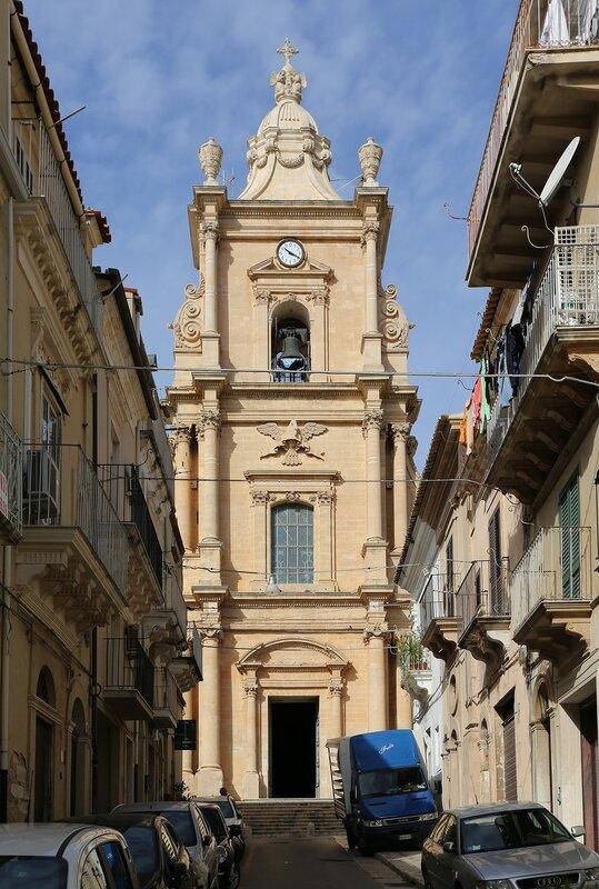 Ragusa. Church of ECE Homo (Chiesa Dell'ecce Homo)
