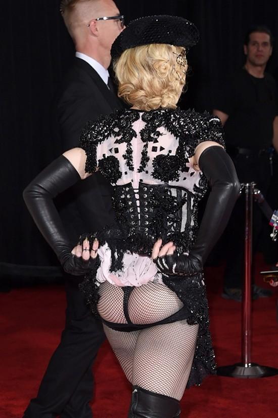 28. Мадонна на премии «Грэмми», 2015 год
