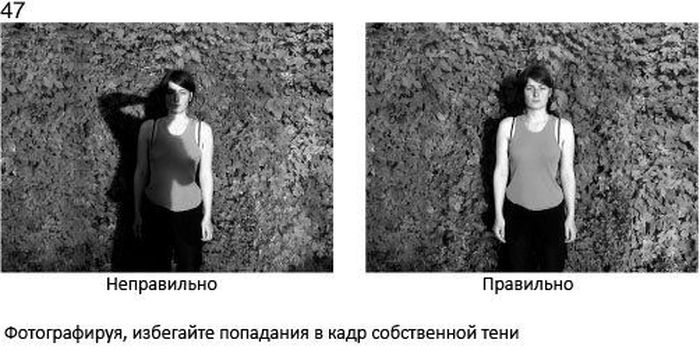 78 основных правил фотографирования