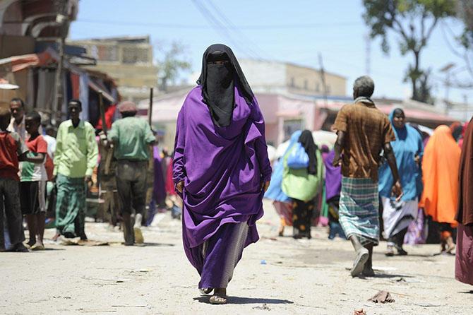 4. Сомали Хотя попасть в эту страну вполне возможно, нахождение в ней чревато последствиями. Ради св