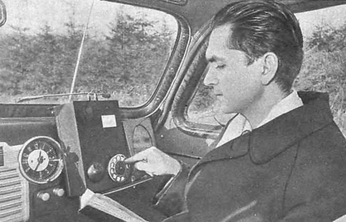 Советский инженер Леонид Куприянович. Позже, в 1957 – 1961 годах, советский инженер Леонид Куп
