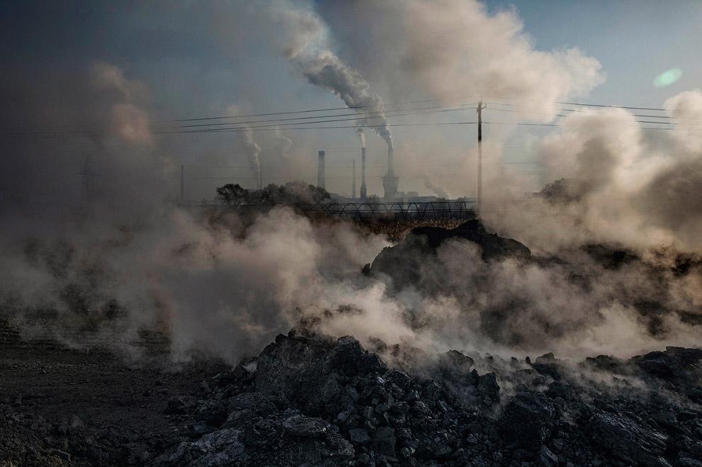 22. Китай является крупнейшим потребителем и производителем стали и угля. По планам, в ближайши