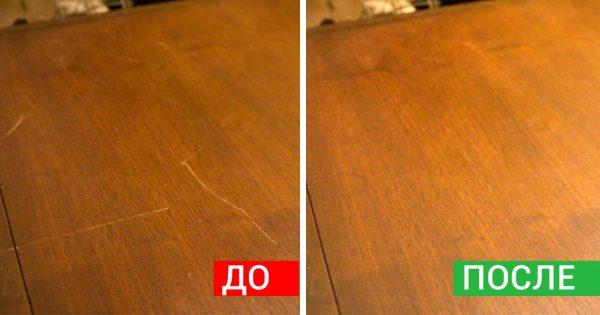 Некоторыевиды ламинатаиногда трудно визуально отличить от дорого дерева.