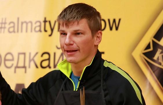 Гол Аршавина помог «Кайрату» побороть «Атырау» ивыйти вфинал Кубка Казахстана