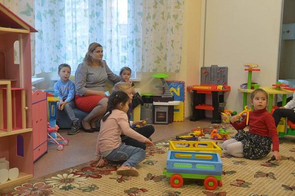 «Активные косино-ухтомцы» улучшат сервис записи ребенка вдетский парк