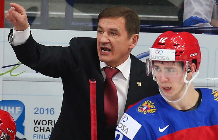 Молодежная сборная Российской Федерации уступила юниорской лиге Квебека взаключительном матче Суперсерии