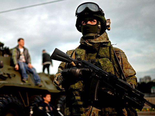 Морская пехота РФ облачилась в«Ратник»