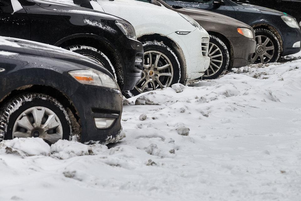Платные парковки вПодмосковье появятся в 2017-ом