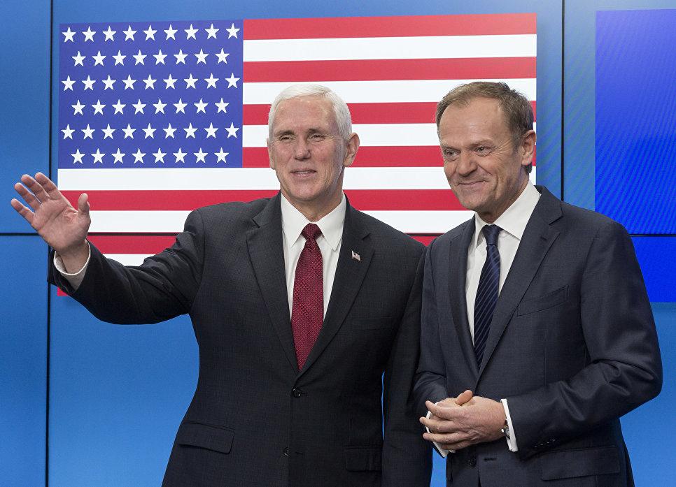 Заместитель Трампа крупно оконфузился: Пенс обидел главного для США союзника