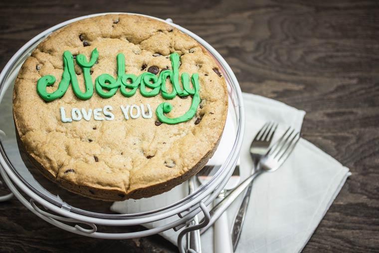 Bold Bakery - Rude cakes by Sarah Brockett