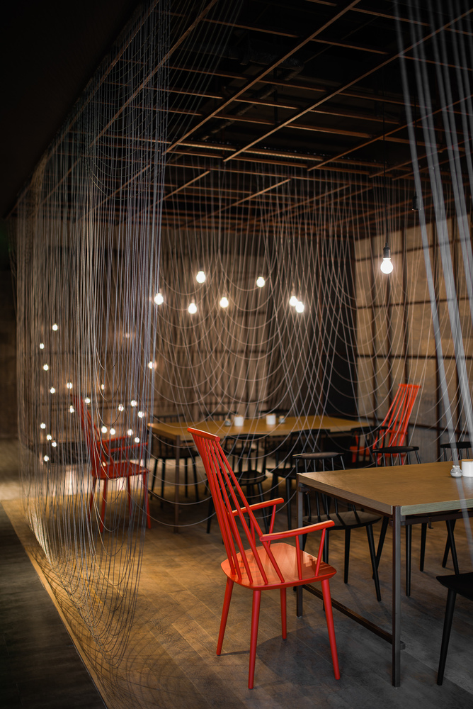 Noodle Diner Sanlitun SOHO by Lukstudio