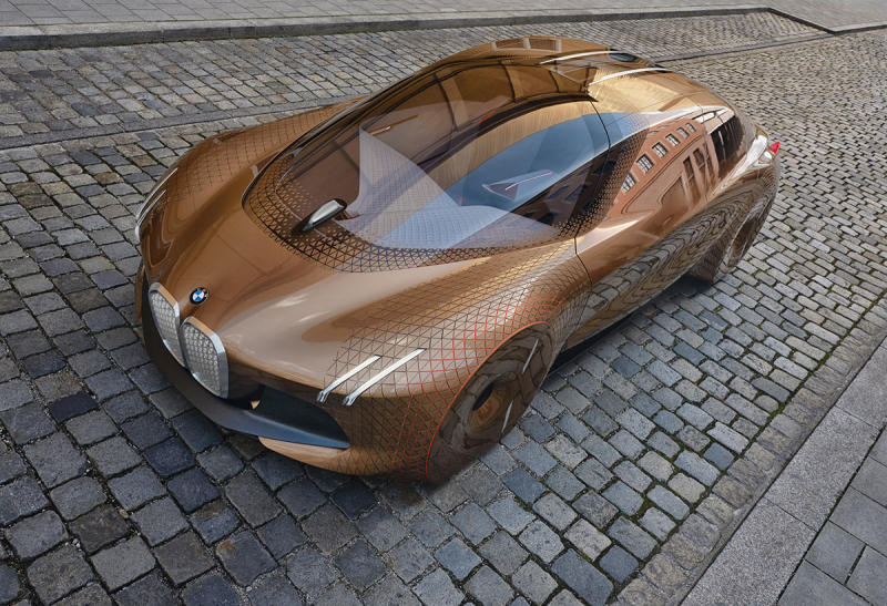 Everything you would expect from a cool futuristic sedan with a sporty edge is combined in this vehi