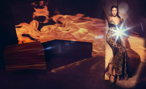 Isabeli Fontana, Liu Wen & Kendall Jenner Star in La Perla SS17 Ads