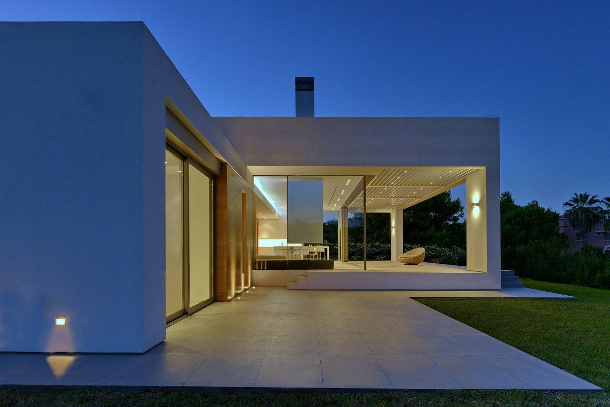 Дом с видом на море в Греции