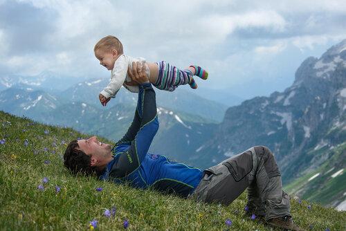 Поход с ребенком 10 месяцев в Лагонаки
