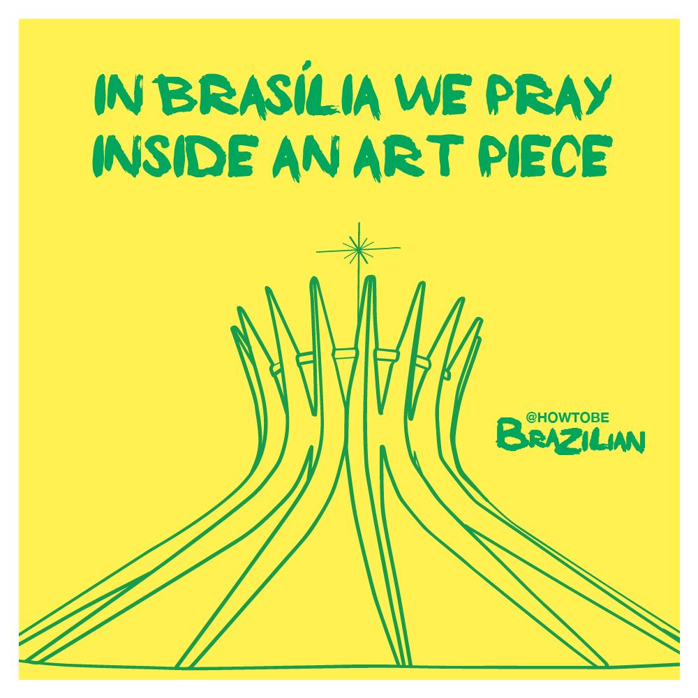 Conheca o How to be brazilian