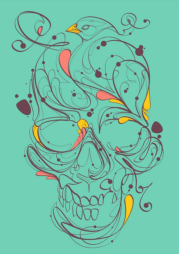 Beauty is Dead - 23 superbes illustrations de Rubens LP