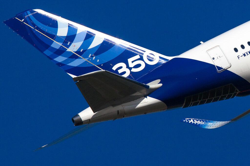 МАКС2015. A350-900