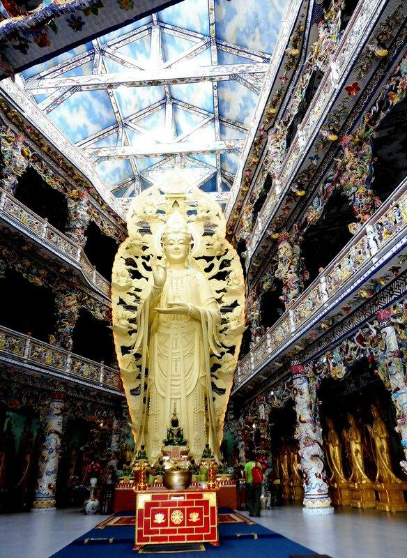 Храм богини милосердия Гуань Инь