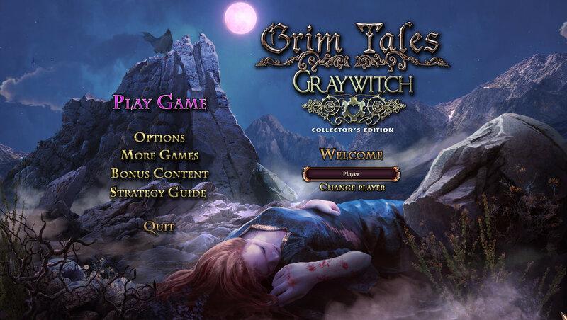 Grim Tales: Graywitch CE