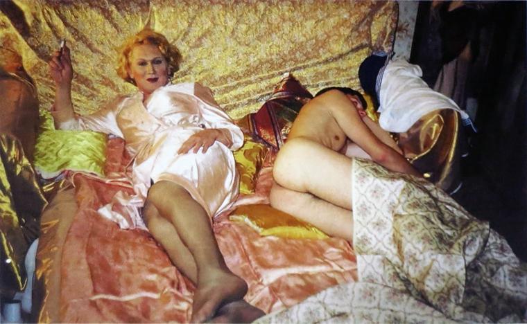 Владислав Мамышев-Монро, из серии «Любовь Орлова», 2000 © Фонд Владислава Мамышева-Монро