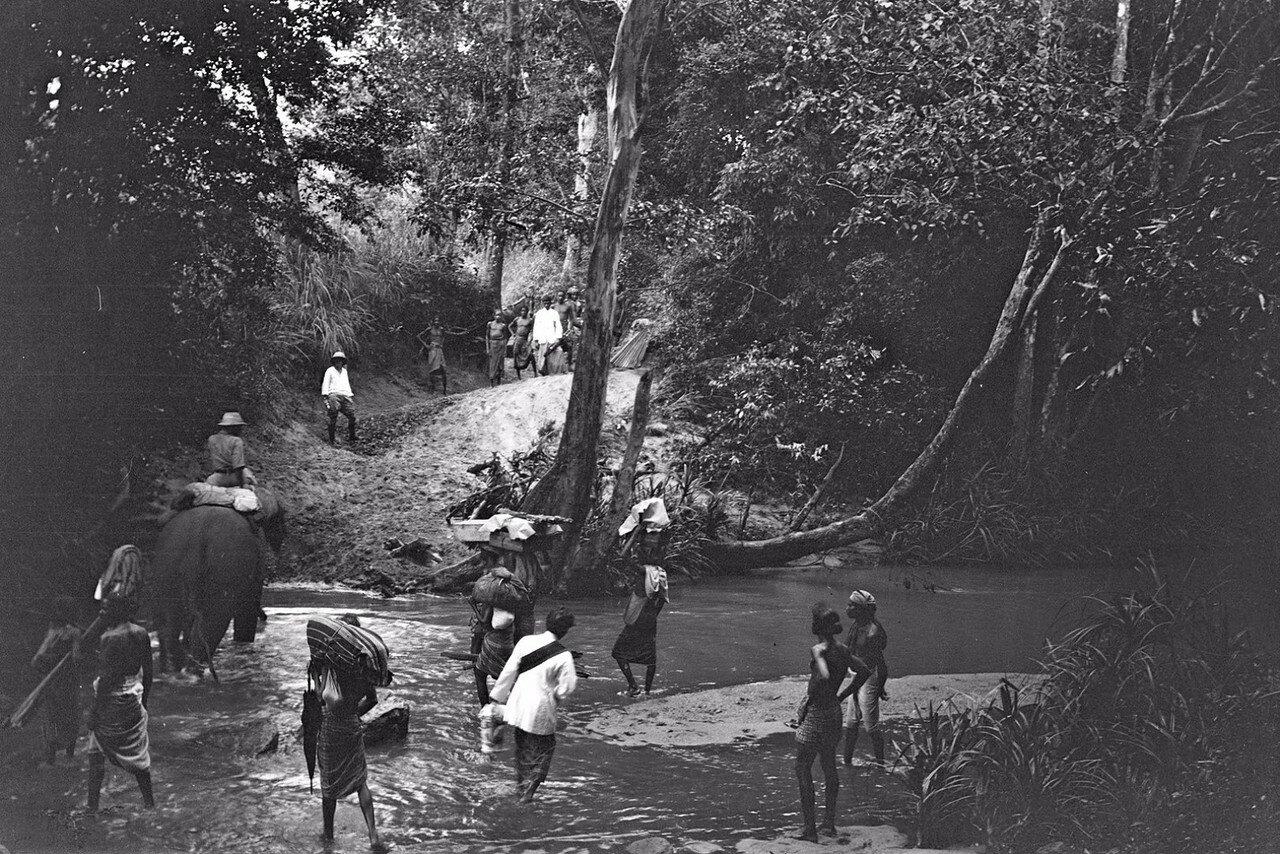 88. Экспедиция на пути из Бибилы в Нигалу