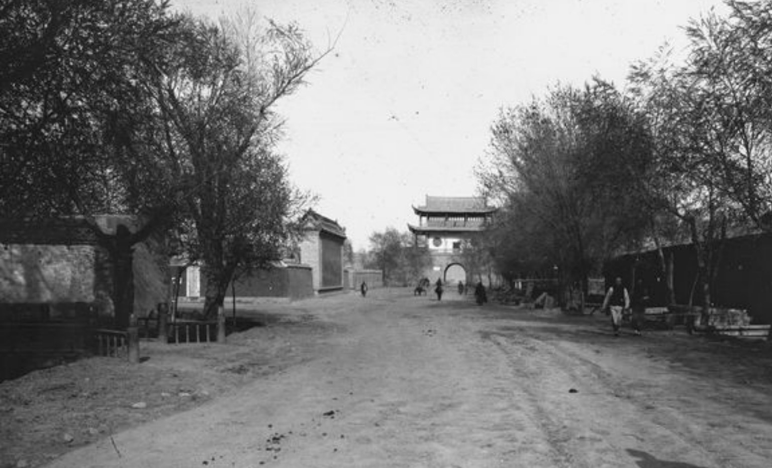 Ваншуганг. Дорога к храму