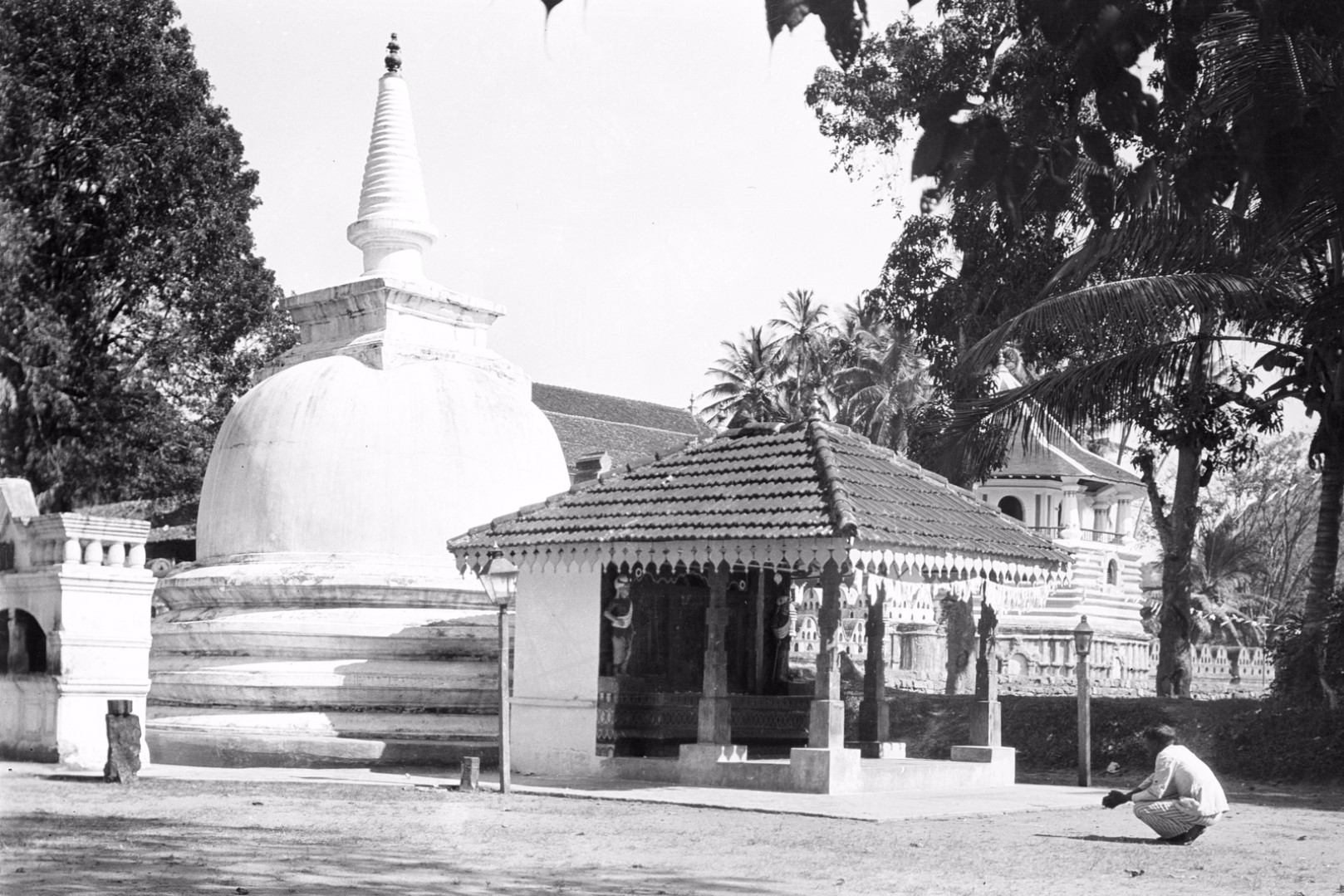 218. Храм Зуба Будды (Шри Далада Малигава) в Канди