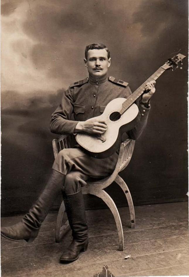 Старший унтер-офицер 88-го пехотного Петровского полка