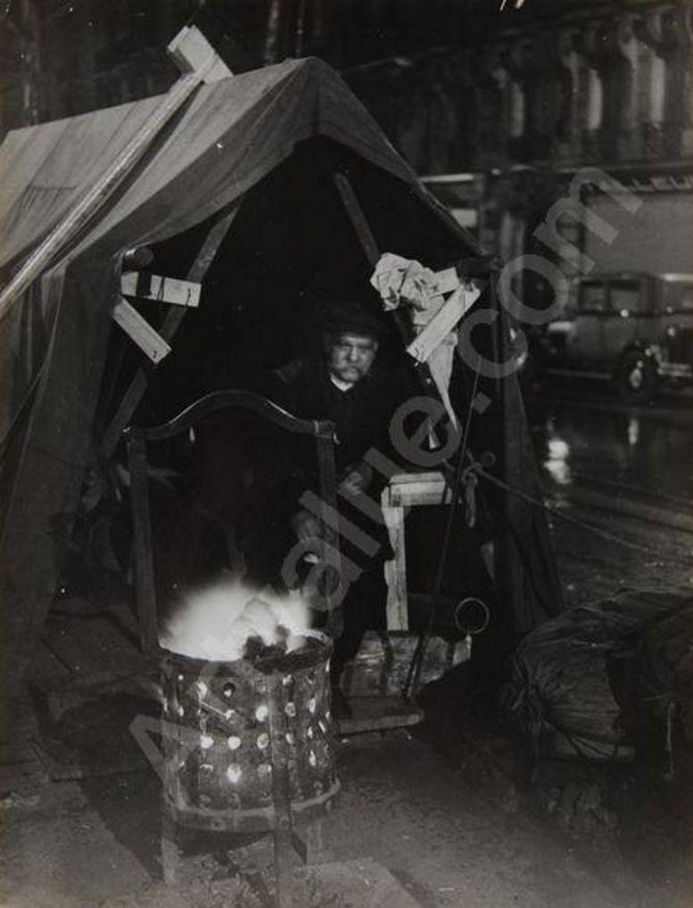 1935. Тайная жизнь Парижа