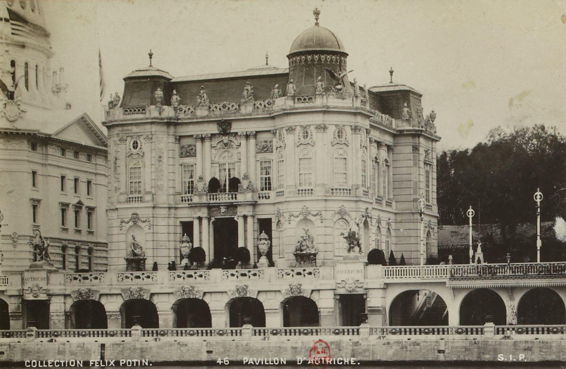 Павильон Австрии