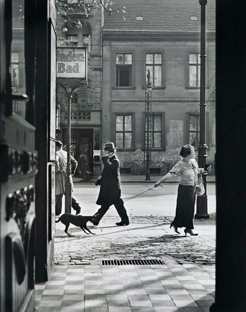 1930. Упорство, Берлин