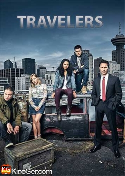 Travelers - Staffel 01 (2016)
