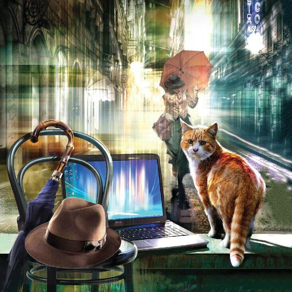 Джоанн Харрис - Кошка, шляпа и кусок веревки.jpg