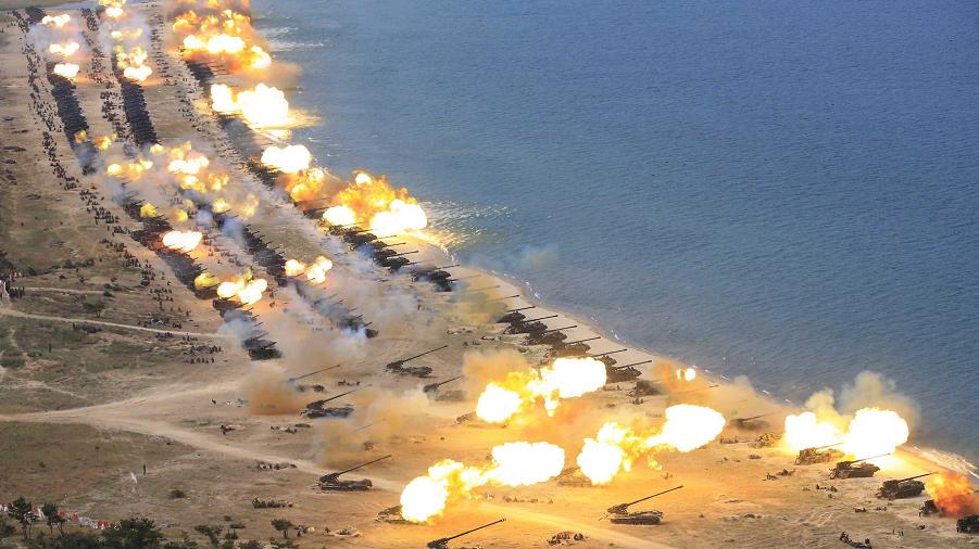Учения в КНДР к 85-летию армии-2.png