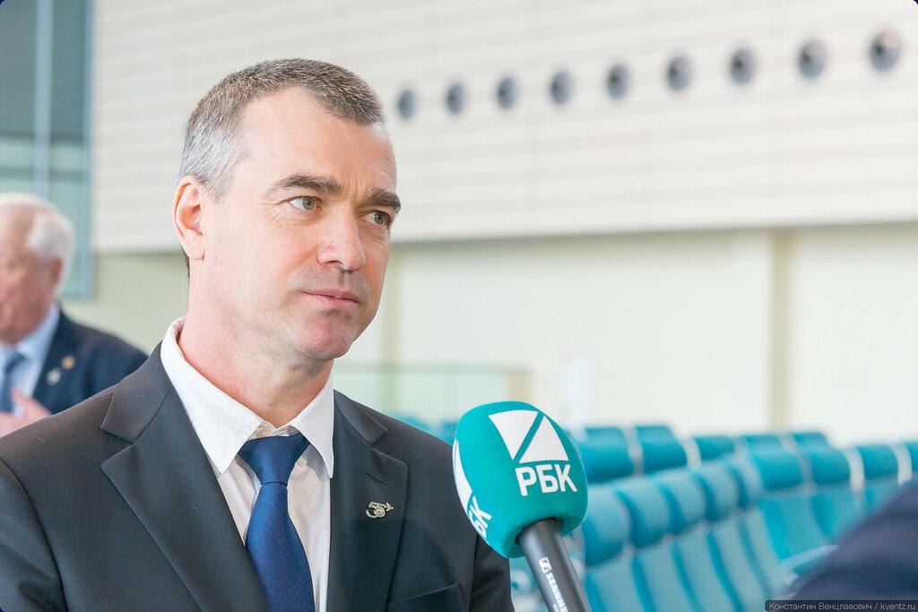 Директор аэропорта Домодедово Игорь Борисов