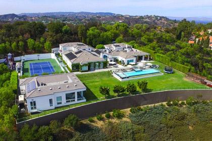 Гвен Стефани распродает недвижимость в США