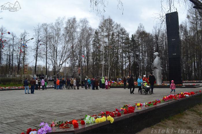 мемориал_Вечный_огонь_memorial_Vechnyy_ogon'