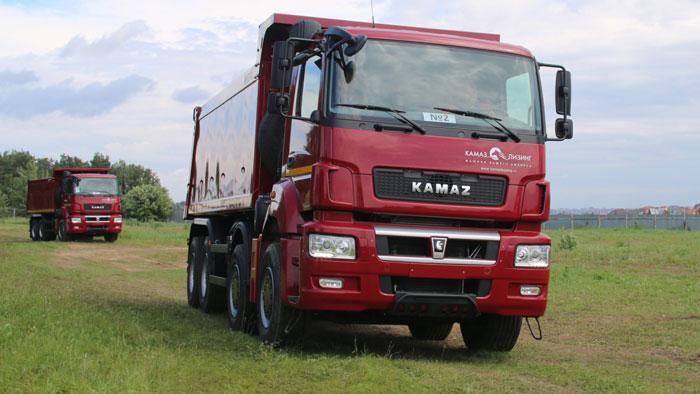 КАМАЗ до 2020 года намерен поставить наФилиппины 1000 грузовиков
