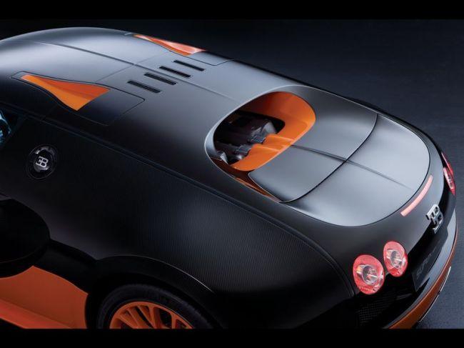 Щетка для чистки стекла за 50 тысяч баксов от Bugatti