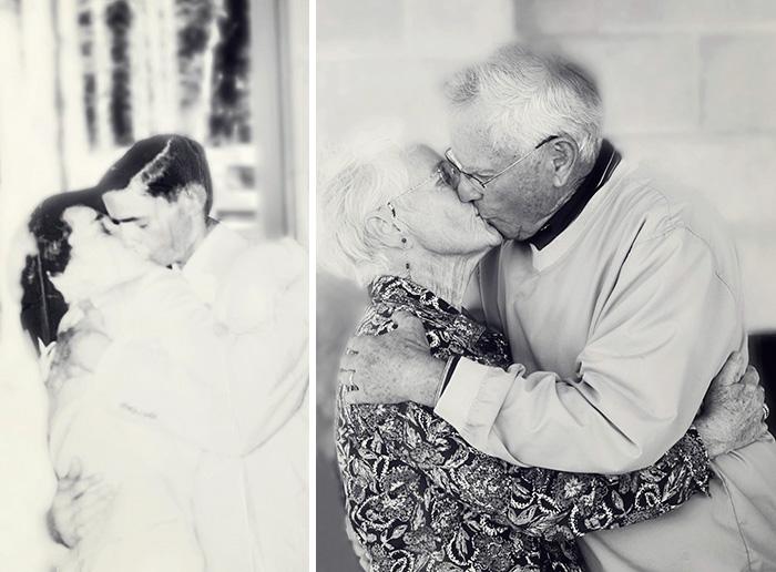 «Наверное, моя жена — вампир. Спустя 20 лет после дня свадьбы она одета в то же самое платье».
